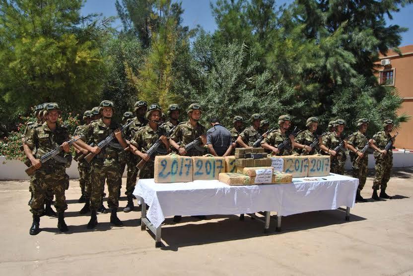 Photo of توقيف إرهابي و4 تجار مخدرات بالوادي