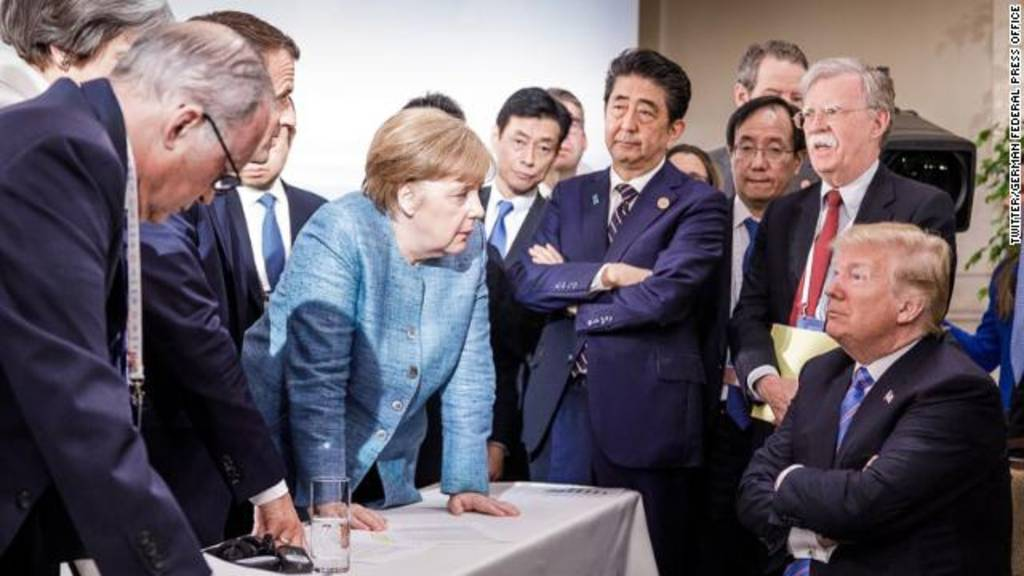 Photo of البيان الختامي لقمة G7