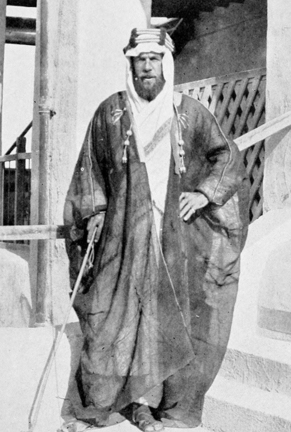 Photo of الحاج عبد الله جون فيلبي: الجاسوس الانجليزي الذي صنع مملكة آل سعود