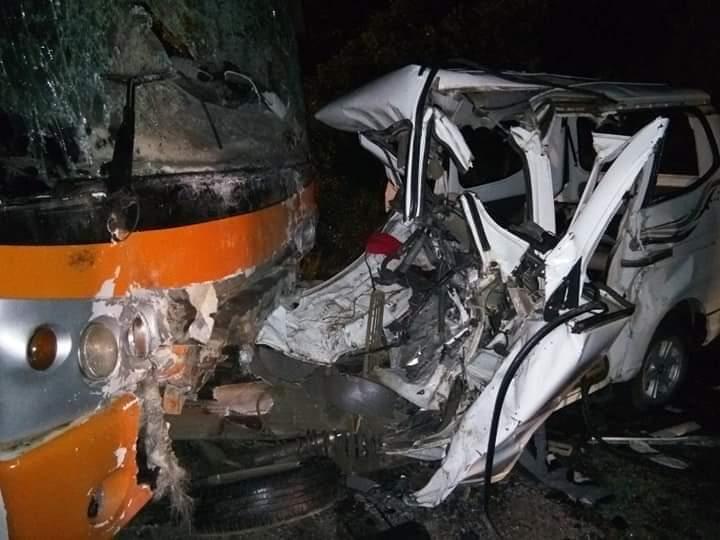 Photo of وفاة 8 أشخاص و جرح 22 في انقلاب حافلة بسوق أهراس