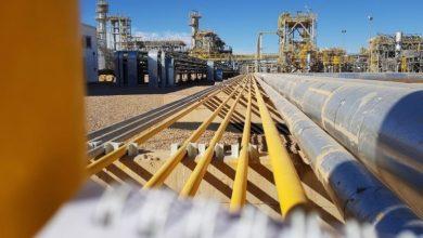 Photo of أسعار الغاز الطبيعي المسال للبيع الفوري في آسيا تقفز 40% إلى 57 دولارا
