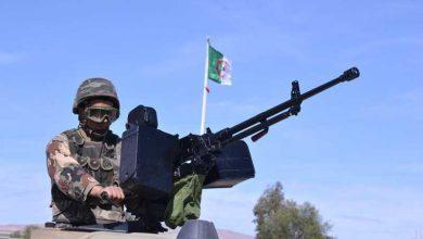 Photo of إفشال مؤامرة لتنفيذ عمل مسلح في الجزائر بمساعدة الكيان الصهيوني
