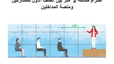 Photo of الكشف عن البروتوكول الصحي المرافق للحملة الانتخابية