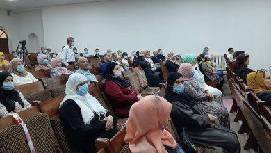 Photo of قائمة حزب الكرامة تعرض برنامجها في العاصمة