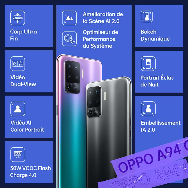 OPPO A94