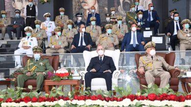 "Photo of رئيس الجمهورية:""لن نقبل إقامة قواعد عسكرية أجنبية في الجزائر"""