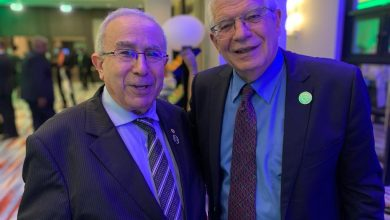 Photo of لعمامرة يجتمع مع نائب رئيس المفوضية الأوروبية للاتحاد الأوروبي