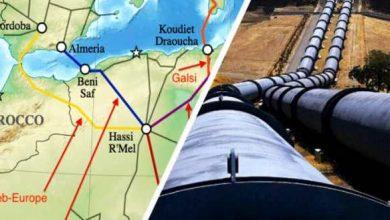 Photo of ستزود إسبانيا مباشرة عبر ميدغاز: الجزائر ستنهي إمدادات الغاز إلى المغرب
