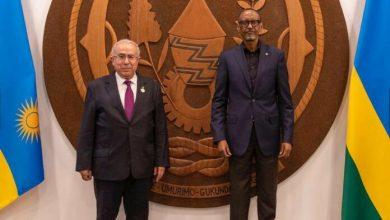 Photo of بول كاغامي يستقبل رئيس الدبلوماسية الجزائرية